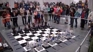 This Robotic LEGO Chess Set Cost $30,000