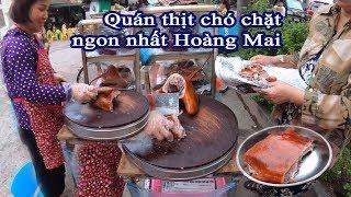 Thịt Chó Chặt Ngon Nhất Quận Hoàng Mai ( ĐC Sân Kho Yên Duyên Phường Yên Sở HN)