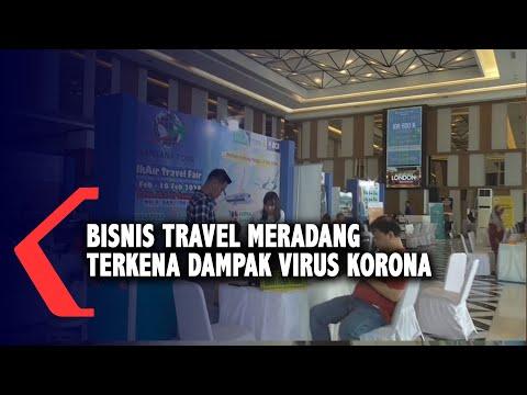 Dampak Corona Travel Merugi