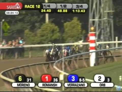 2013 Travers Stakes - Will Take Charge