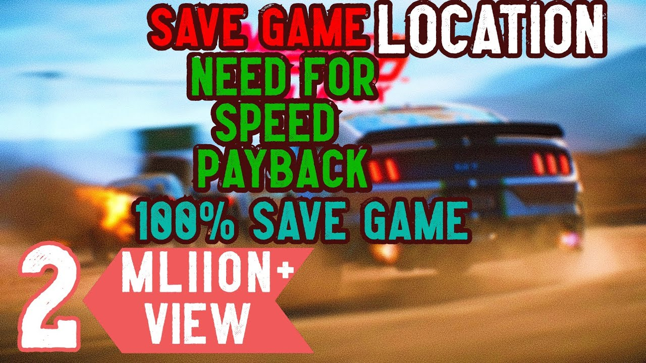 location How to download and install 🔥Need For Speed ...