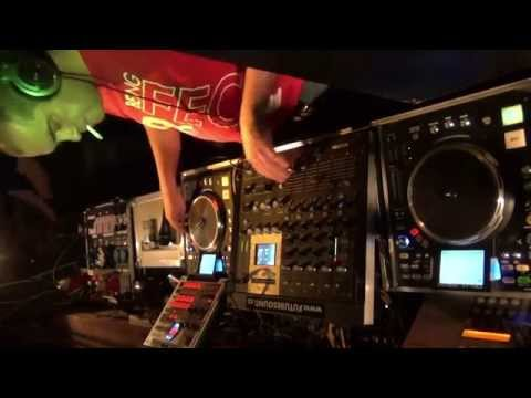 deejay*F live in Total Inferno 7.10.2011