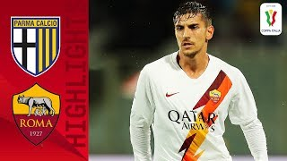 Parma 0-2 Roma | Pellegrini Double Sends Roma to Quarters! | Round of 16 | Coppa Italia