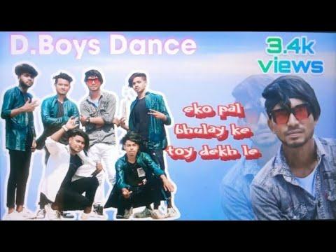 Eko pal bhulayke toy dekh le nagpuri dance HD video