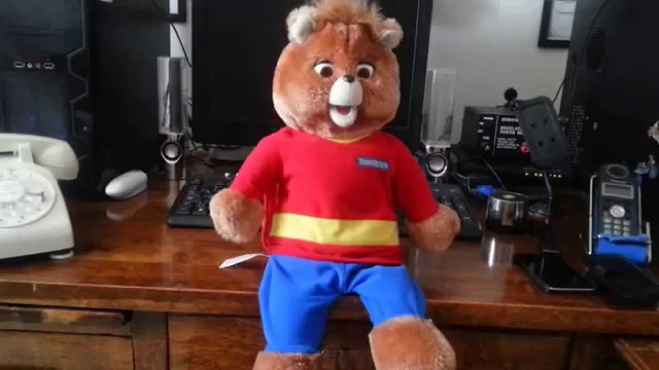 Mon Teddy Ruxpin 1998 - YouTube