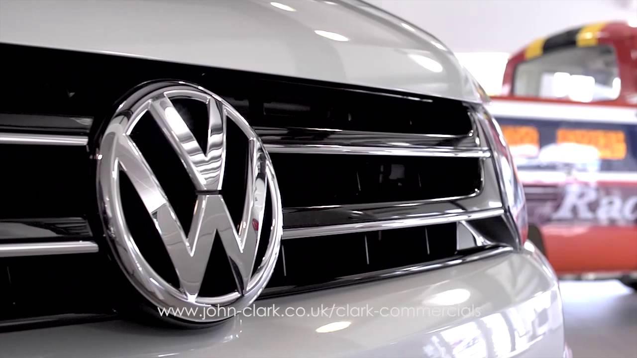John Clark Motor Group Volkswagen Transporter T32