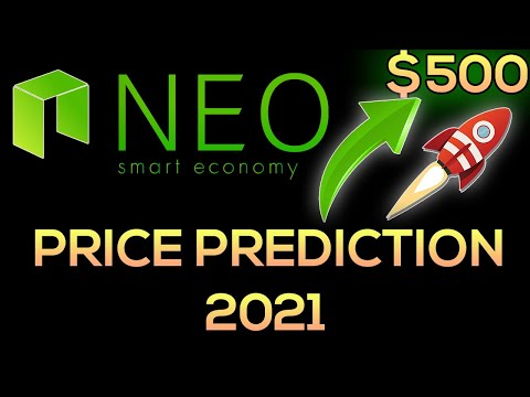 NEO Price Prediction 2021 & Analysis Review ($500 Crypto Coin SOON!)