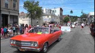 Peekskill Youth Bureau Annual Juneteenth Parade 2014