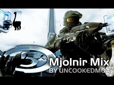 Halo 2 (Theme Song) Mjolnir Mix - YouTube