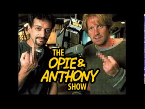 The Opie & Anthony Show - Angry Woman...