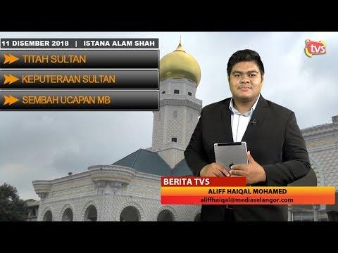 Sultan tegur politik