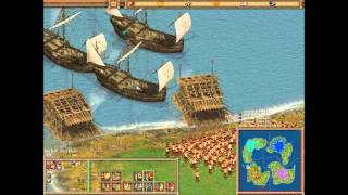 American Conquest Gameplay Part 3