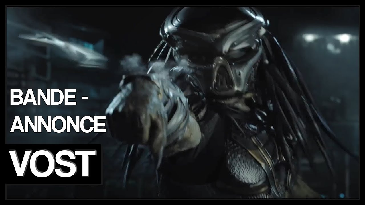 The predator bande annonce 1 vostfr 2018 clipdefilm youtube the predator bande annonce 1 vostfr 2018 clipdefilm ccuart Image collections