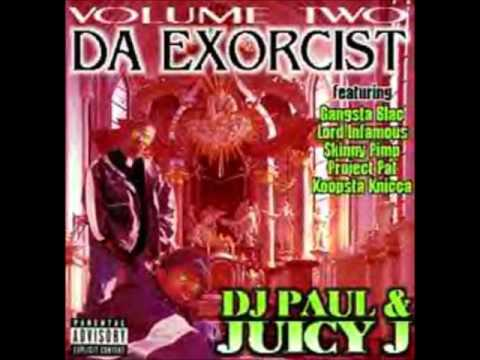 DJ Paul & Juicy J - Vol.2 Da Exorcist