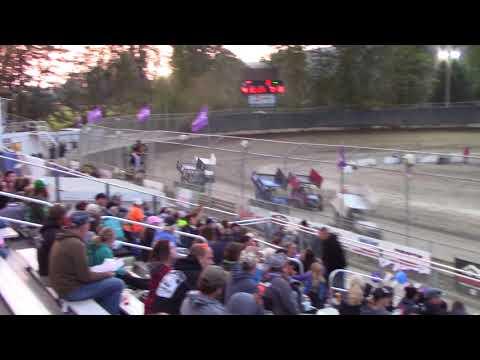 Deming Speedway WA - Micro 600 Heat Race (Devon Borden) - August 24, 2018