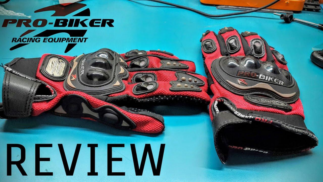 Motorcycle gloves online india - Pro Biker Gloves Review Vs Monster Vs Scoyco India