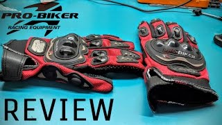 Best Biking Gloves Under  ₹500? - Pro Biker Gloves Review|Vs Monster Vs Scoyco| India