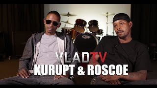 Kurupt & Roscoe: In Emceeing There Are No Ghostwriters