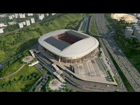 El Infierno Turco. Turk Telecom  Arena Stadium - Galatasaray