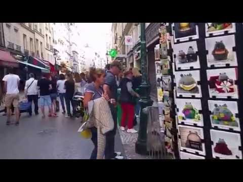 Paris video, Second arrondissement