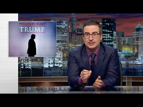 Thumbnail: President-Elect Trump: Last Week Tonight with John Oliver (HBO)