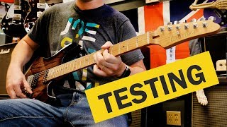 Download How to Try Out a Guitar in a Guitar Store Mp3 and Videos