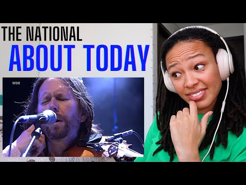 Download If Real Life Were a Song ...   The National - About Today (Live in Germany 2008) [REACTION]