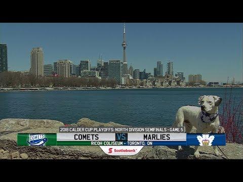 Scotiabank Game Highlights: Comets at Marlies (Game 5) - April 29, 2018