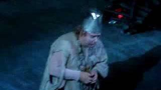 Boris Godunov. Плач юродивого.
