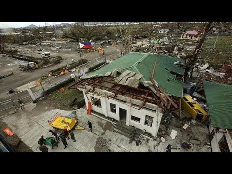 Typhoon Haiyan: Death toll in Philippines more than 10,000