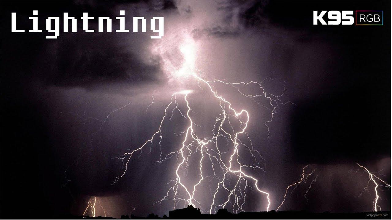 & Corsair K95 RGB Profile: Lighting Storm - YouTube azcodes.com