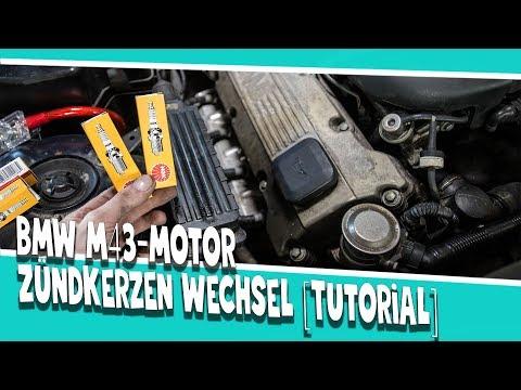 BMW M43-Motor  Zündkerzen Wechsel [Tutorial]