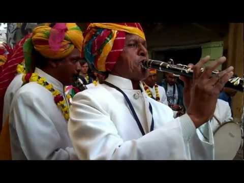 Indian Brass Band - Manohar Brass Band - De Kulture