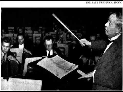 Stock/CSO - Dohnányi:Suite in F-Sharp Minor, Op. 19