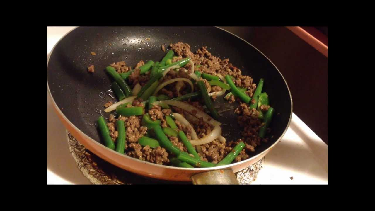 how to make thai beef salad youtube