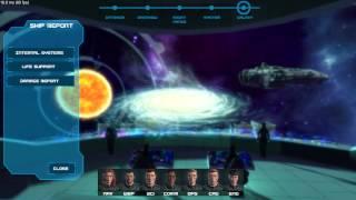 Unity Bridge Captain Prototype Test