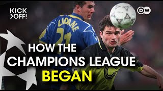 HOW modern football was born | Champions League revolution
