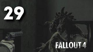 Музей ведьм и неожиданная стройка Fallout 4 29