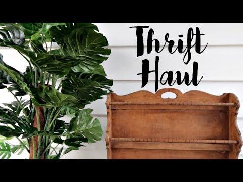 Thrift haul home decor anthropologie inspired youtube for Home decorating like anthropologie