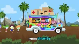 Charity (itinatampok si Arnel Pineda) Bagyong Yolanda/Haiyam