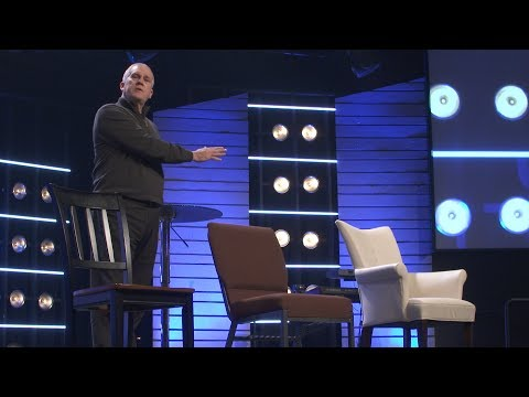 Three Chairs   Pastor Don Wilson