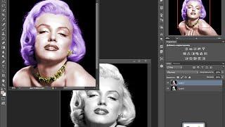как из черно белой фотографии сделать цветную фотошоп cs6(как из черно белой фотографии сделать цветную фотошоп cs6 from black and white photos to make a color photoshop cs6., 2015-12-19T00:16:10.000Z)