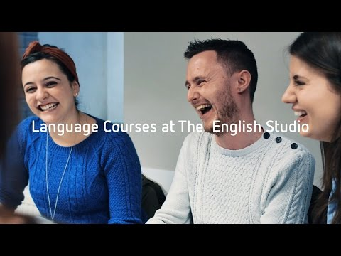 Our English Language Courses | The English Studio