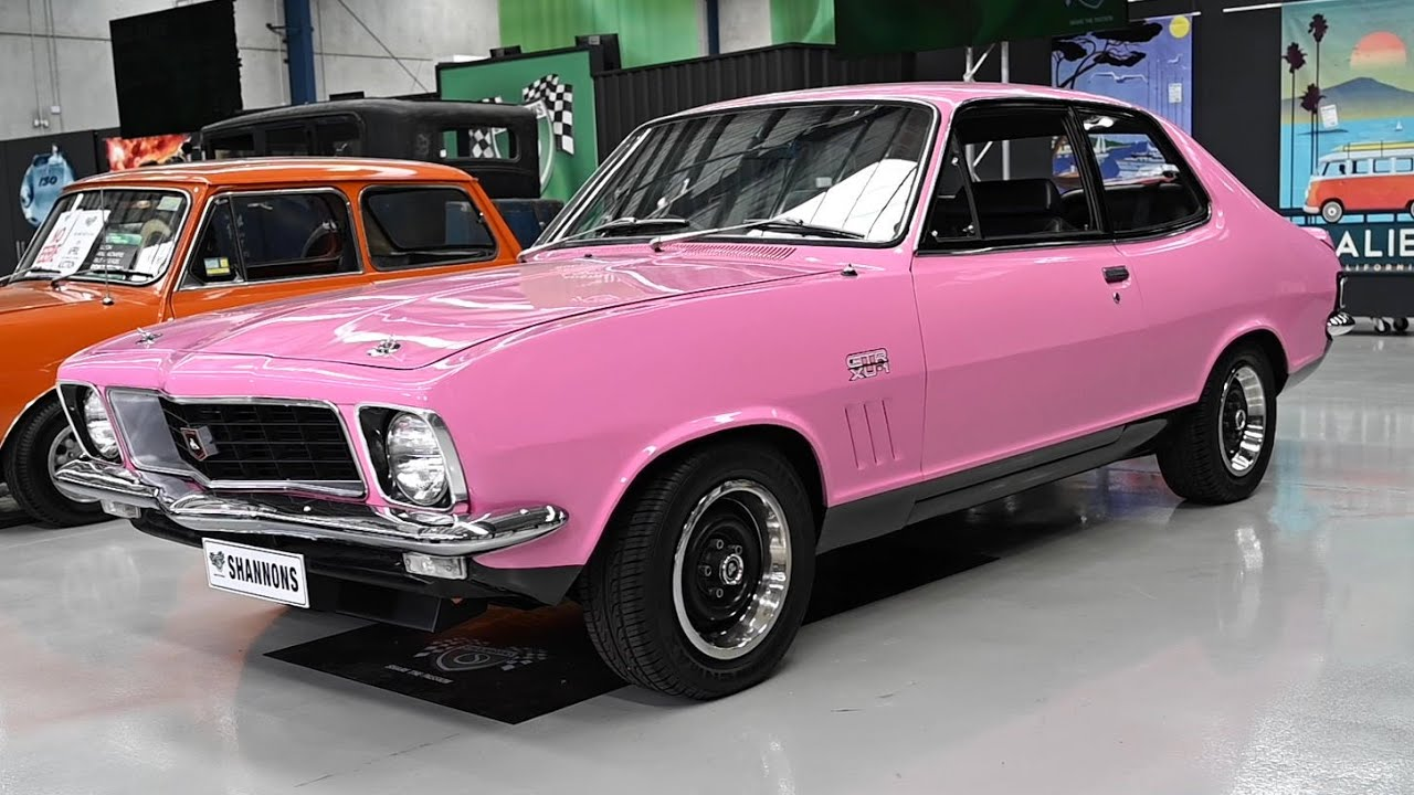 1972 Holden LJ Torana GTR-XU1 2dr Sedan - 2019 Shannons Melbourne Autumn Classic Auction