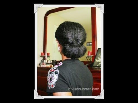 elegant-updo-for-medium/long-natural-hair