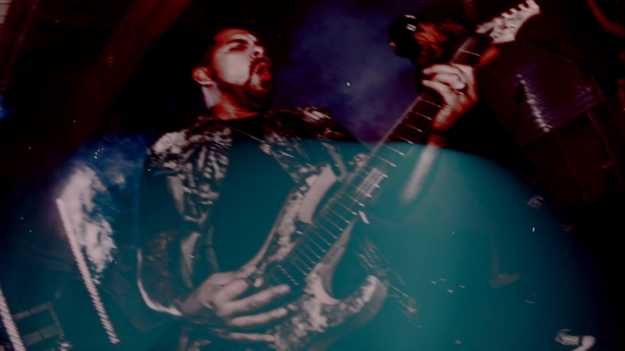 """Upon A Burning Body - """"Built From War"""" (Static Video)"""