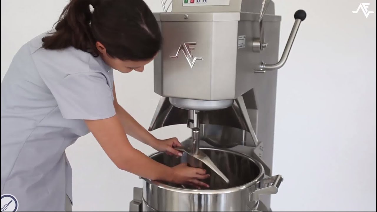 Planetary mixers  BTF  bakery and pastry industries