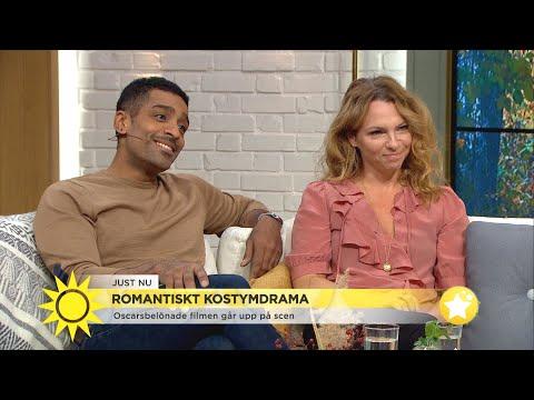Nu går den oscarsbelönade filmen upp på scen - Nyhetsmorgon (TV4)