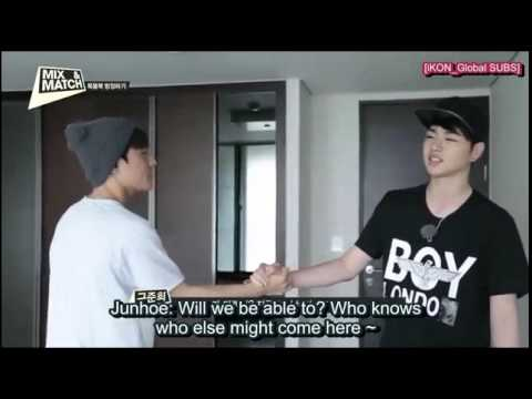 [ENGSUB] MIX & MATCH Unreleased Clip - Room Allocation