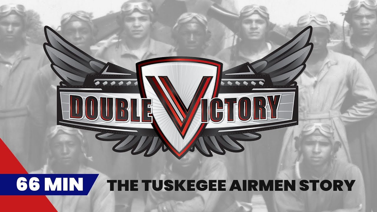 Double Victory: The Tuskegee Airmen at War | 66 min. Version | Lucasfilm Documentary - The story of America's first Black military flying unit during World War II. This feature-length documentary was produced and created by Lucasfilm (2012)